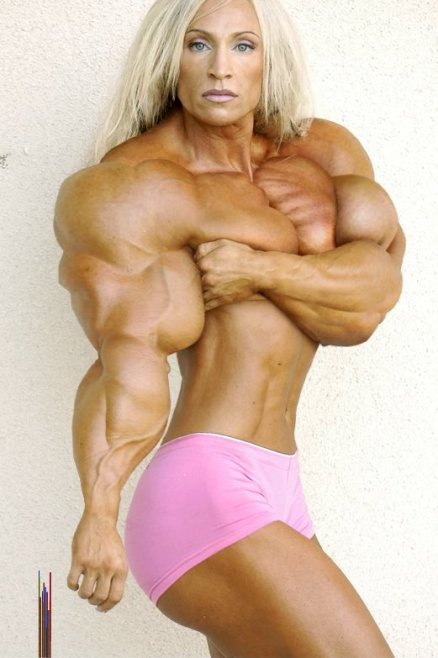 look at some ultimate morphed photos of fitness models and female ...